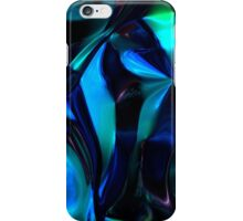 Spacetime Flow I iPhone Case/Skin