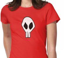 Gaige Mechromancer Skull Logo Womens Fitted T-Shirt