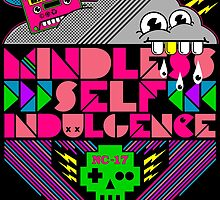 Mindless Self Indulgence Super Cloud by AlexEnglish
