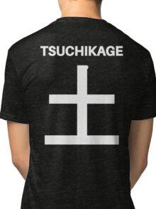 Kage Squad Jersey: Tsuchikage Tri-blend T-Shirt
