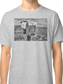 One Of The Last In Black And White Classic T-Shirt
