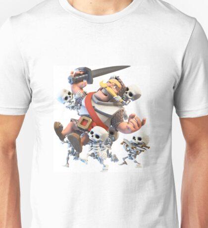 KNIGHT CLASH ROYALE ART Unisex T-Shirt
