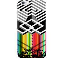 Technicolor Falls iPhone Case/Skin
