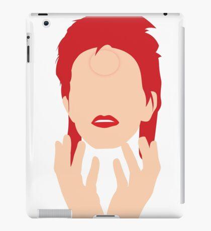 Bowie - Ziggy iPad Case/Skin