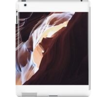 sunset in the canyon iPad Case/Skin