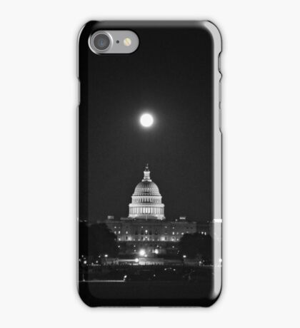 Washington DC #9 iPhone Case/Skin