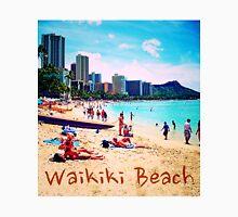 Waikiki Beach Unisex T-Shirt