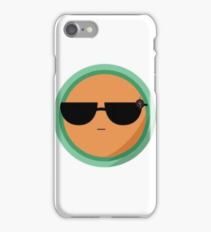Ironic Orange iPhone Case/Skin