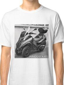 Piaggio MP3 Three-Wheeled Scooter Classic T-Shirt