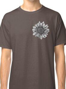 Sunflower sketch Classic T-Shirt