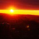sunrise in Richmond by ANNABEL   S. ALENTON