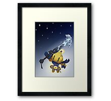 Spiral Knights - Bomberman Framed Print