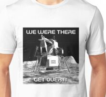 Moon Landing Design Unisex T-Shirt