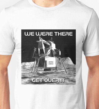 Moon Landing Design Unisex T-Shirt