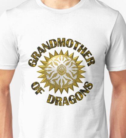 Grandma Of Dragons Unisex T-Shirt