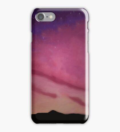 Acid Rap Background iPhone Case/Skin