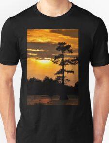Bayou Sunset Unisex T-Shirt