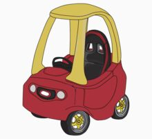 Cozy Coupe Racer by TswizzleEG