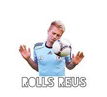 Rolls Reus  Photographic Print