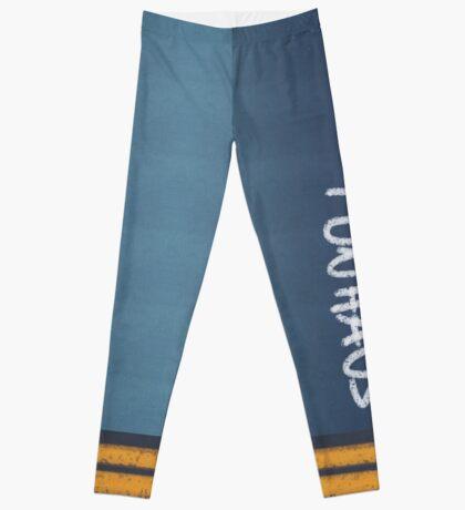FUNHAUS - logo design  Leggings