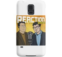 Reaction Podcast Logo Samsung Galaxy Case/Skin