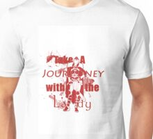 Take A Journey with the Lady Unisex T-Shirt