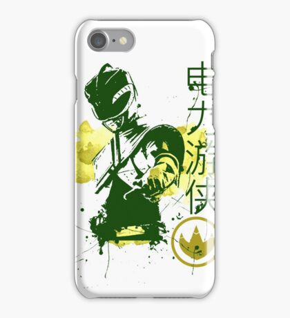 G ranger iPhone Case/Skin