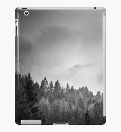 Hinterstoder, Austria iPad Case/Skin