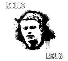 Rolls Reus Secondary by BillNyeTho