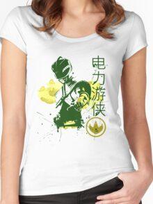 G ranger Women's Fitted Scoop T-Shirt