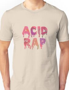 Acid Rap Text Unisex T-Shirt