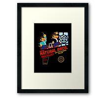 Supernatural Bros. 2 Framed Print