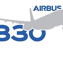 AIRBUS A330 by Downwind