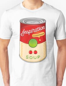 Inspiration Soup Unisex T-Shirt