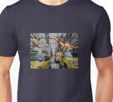 NY Taxi London Phone Unisex T-Shirt