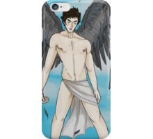 You're on the side of the Angels iPhone Case/Skin