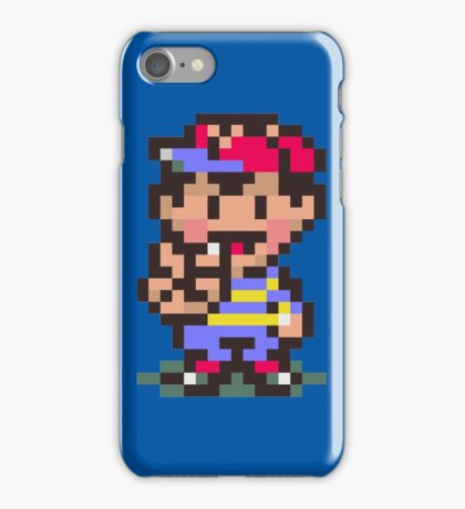 Ness - Earthbound iPhone Case/Skin
