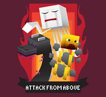 Attack from Above Unisex T-Shirt