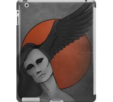 The Raven—Sun Morrigan iPad Case/Skin