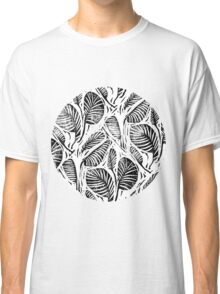 Jungle - Tropical leaves Classic T-Shirt