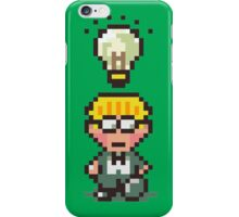 Jeff - Earthbound iPhone Case/Skin