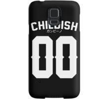 Childish Jersey v2: White Samsung Galaxy Case/Skin