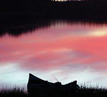 Canoe by JoAnn Glennie