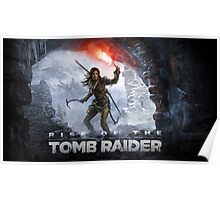 Rise of the Tomb Rider Poster