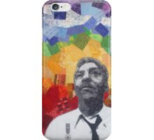 Bayard Rustin Presidential Medal of Freedom iPhone Case/Skin