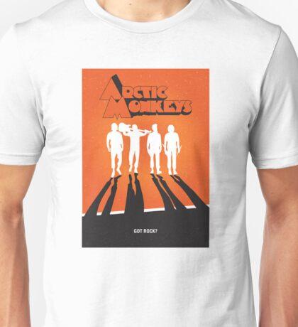 Arctic Monkeys: Clockwork Orange Unisex T-Shirt