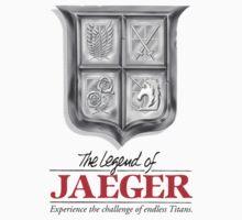 Legend of Jaeger Kids Clothes