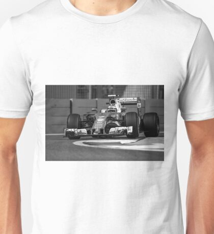 Formula 1 racing cars 2016 Unisex T-Shirt