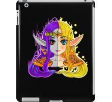 A LINK BETWEEN PRINCESSES iPad Case/Skin
