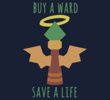 BUY A WARD SAVE A LIFE (GREEN WARD) by baconpiece